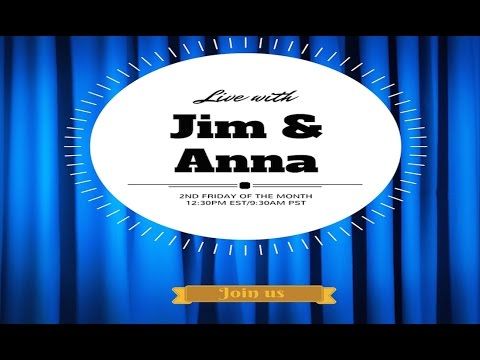 Live w/Jim & Anna, Ep. 11: Social Security, Early Investing, & Renting