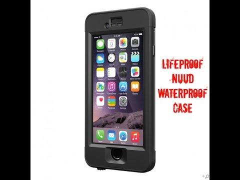 Review of Lifeproof Nüüd Waterproof Phone Case
