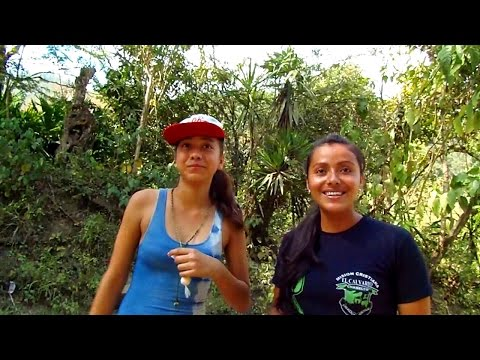 Guatemala Jungle Adventure! Exploring Lanquin (near Semuc Champey)