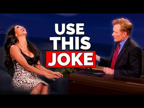 Conan O'Brien: How To Be Witty