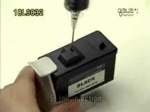 printer ink refill lexmark 5