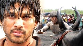 Allu Arjun Most Popular Power Pack Chasing And Action Scenes    التيلجو أفضل مشاهد العمل