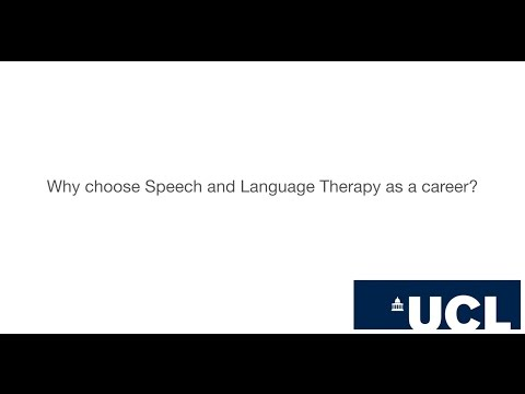 Why choose Speech and Language Therapy (SLT) as a career