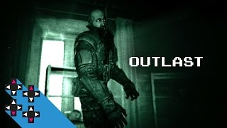 Outlast is Messed Up — Jump Scares