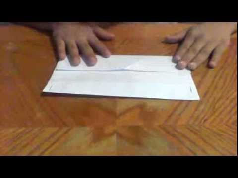 how to make an envelope with paper and stapler