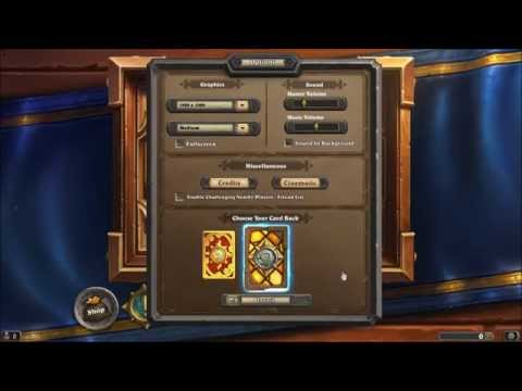 Hearthstone: Limited card back Fireside Gatherings how to get solo