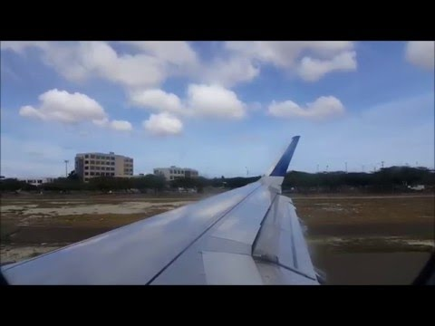 Jetblue Aruba - New York (JFK) Full Flight