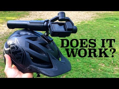 GoPro Karma Helmet Mount for MTB