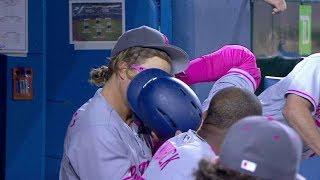 MLB KISSING ᴴᴰ - The Good, Bad, and Ugly!