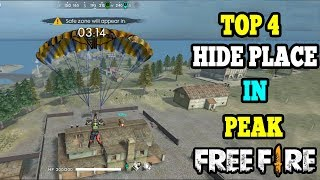 Download TOP 4 PEAK HIDE PLACE IN FREE FIRE TAMIL || TOP 4 FREE FIRE HIDE PLACE|| RUN GAMING Video