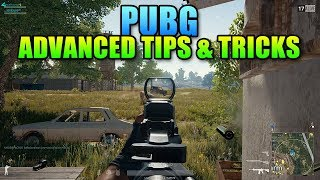 PUBG Advanced Tips And Tricks with ChocoTaco