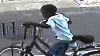 Kids Steal Bikes - July 2012