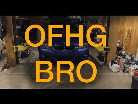 BMW N52 Oil Filter Housing Gasket DIY