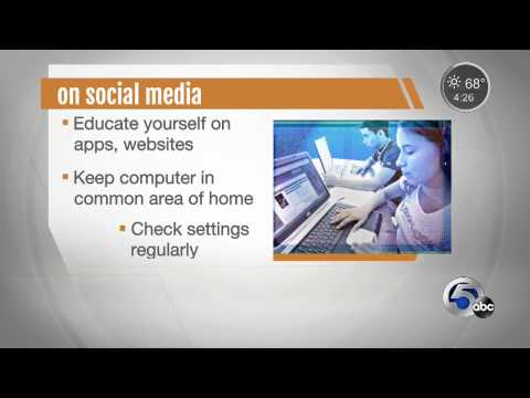 3 tips to keep your child safe on social media