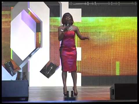 Comedy - Helen Paul at AY Live Concert (  Stand-Up  ) Cover