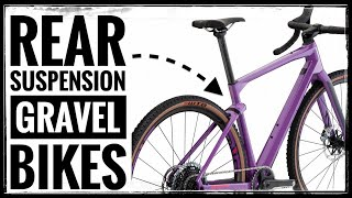 Is Rear Suspension on Gravel Bikes GENIUS or a GIMMICK?