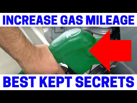 How To Get Better Gas Mileage (Must Watch)