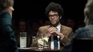 Richard Ayoade talks about being cast in The IT Crowd