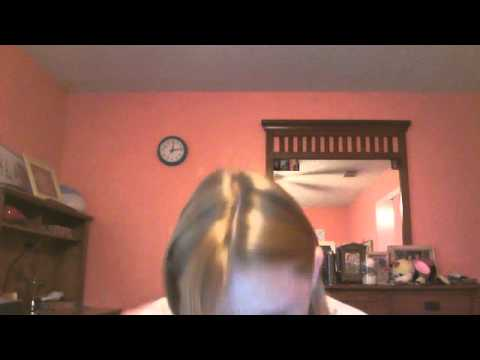 how to temperarily dye hair with chalk