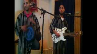 Groupe El Hanane De Paris ( Soirée Marocain A Paris 2012 ) Part 3