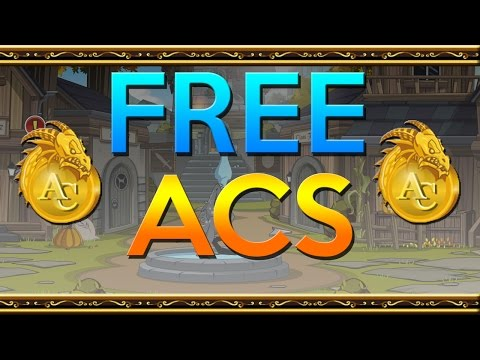 How To Get FREE ACS AQW 2017 (MAY) Works!!!