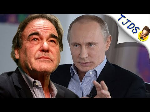 Russia Has Devised New Generation Of Nuclear Weapons W/Oliver Stone pt 2