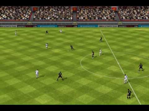 FIFA 14 iPhone/iPad - MESSI-11 vs. ALABA-11