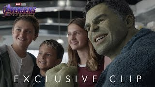 "Download Marvel Studios' Avengers: Endgame | ""Hulk Out"" Exclusive Clip Video"