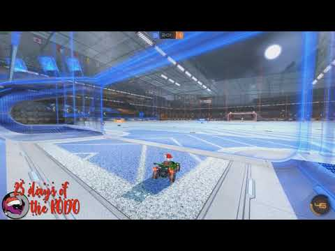 Snow Days for Days Rocket League | Day 22 of the 25 Days of the KODO