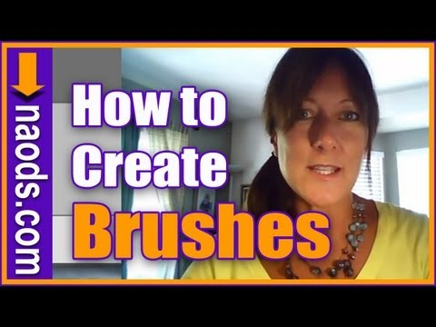 How to Create Brushes in Photoshop Elements