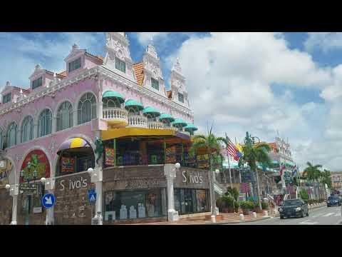 Downtown aruba