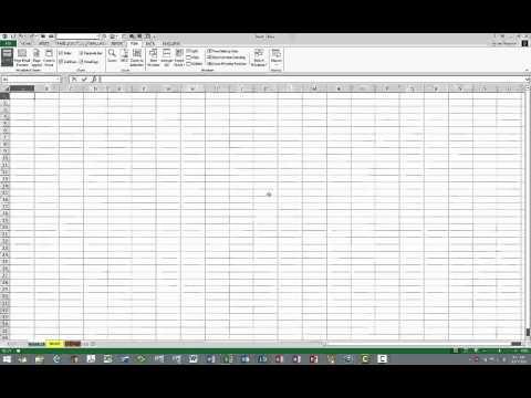 An Easy Excel Macro To Insert Custom Print Headers and Footers