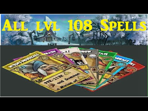 Wizard101 All The Level 108 Spells Playithub Largest Videos Hub
