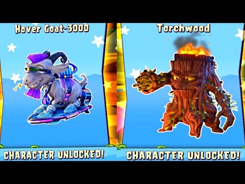 PvZ Garden Warfare 2: How to UNLOCK TORCHWOOD and HOVERGOAT-3000 (TRIALS OF GNOMUS)