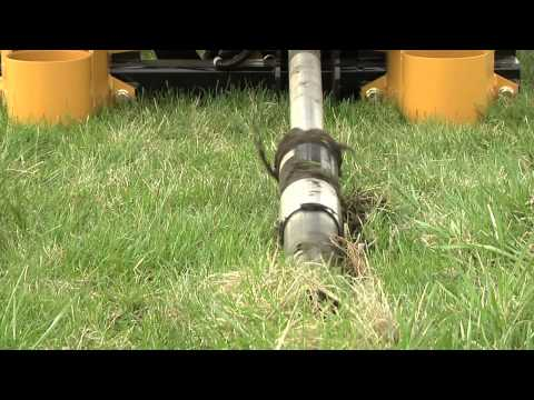Firestick HDD drill rod care and maintenance