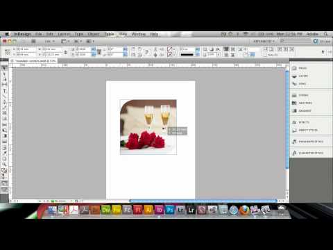 New in InDesign CS5: Simple Rounded Corners