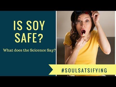 Is Soy Safe? || Soy Milk Benefits || Soy Milk Estrogen