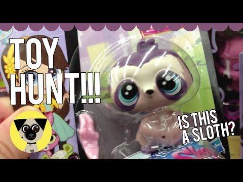 Toy Hunt: Littlest Pet Shop, Shopkins, Zelfs, Sick Bricks, Lego Elves