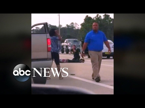 Florida highway confrontation turns deadly