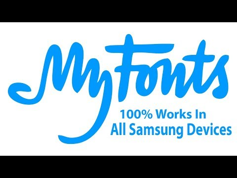 [No Root] Download Fonts in All Samsung Marshmellow Devices (Hindi)