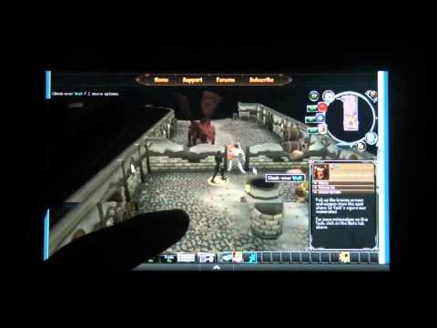 How to Play Runescape and Online Poker from your Kindle Fire with AlwaysOnPC