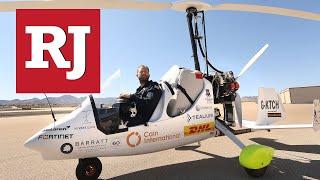 Gyrocopter+Girl+Pilot Videos - 9tube tv