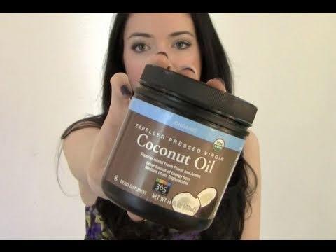 ♡ Beauty Benefits of Coconut Oil ♡