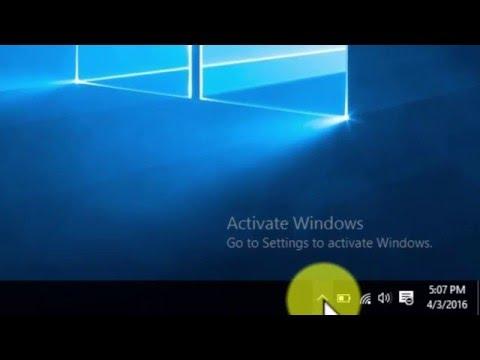 Windows 10 Activator-How To Activate Windows 10 using Windows 10 Activator