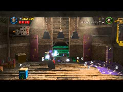 LEGO Batman 2 DC Super Heroes 100% Guide - Theatrical Pursuits (All Minikits, Citizen in Peril)