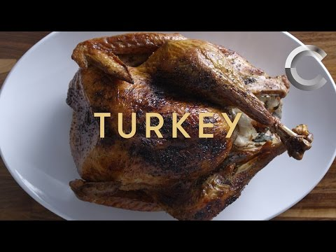 How to Make Turkey with that Good Good | Baked | Cut