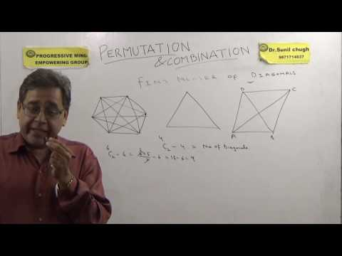 Short  cut to find number of diagonals in  a polygon  4