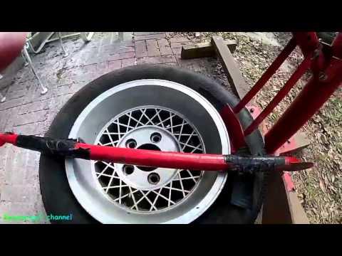 Bead Break Extremely Stuck Tires