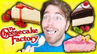 TASTING CHEESECAKE FACTORY FOODS