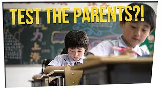 Top Chinese Schools Testing PARENTS For Enrollment?! ft. Ricky Shucks & DavidSoComedy